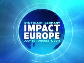 Impacto Europa 2018 – Congresso Global do Ministério Jovem
