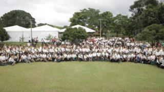 Em Goiás, 650 líderes de Desbravadores recebem treinamento