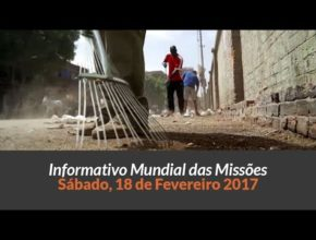 Sábado 18/fev – Informativo das Missões (1ºTrim/2017)