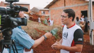 CATVE (TV Cultura) – Missão Calebe em Santa Tereza do Oeste