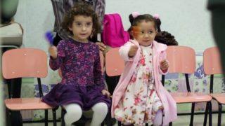 Vídeo Recepção 7 – Como crianças