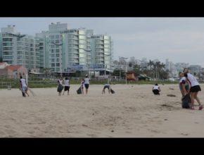 Missão Calebe – Limpeza de Praia – Itajaí