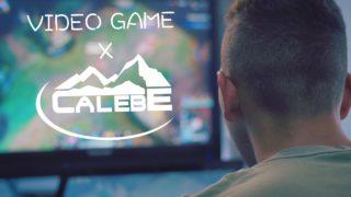 Video Game x Calebe