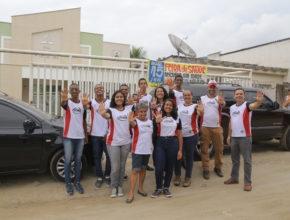 Missão Calebe 2017 | Janeiro