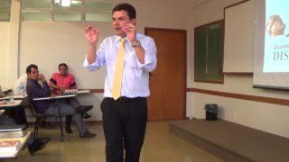 Quando o Ancinao e o Pastor discordam – Glauber Araújo
