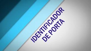 2ª Trimestral 2017 Primários – Indentificador de Porta