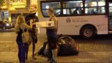 Esperança para moradores de rua