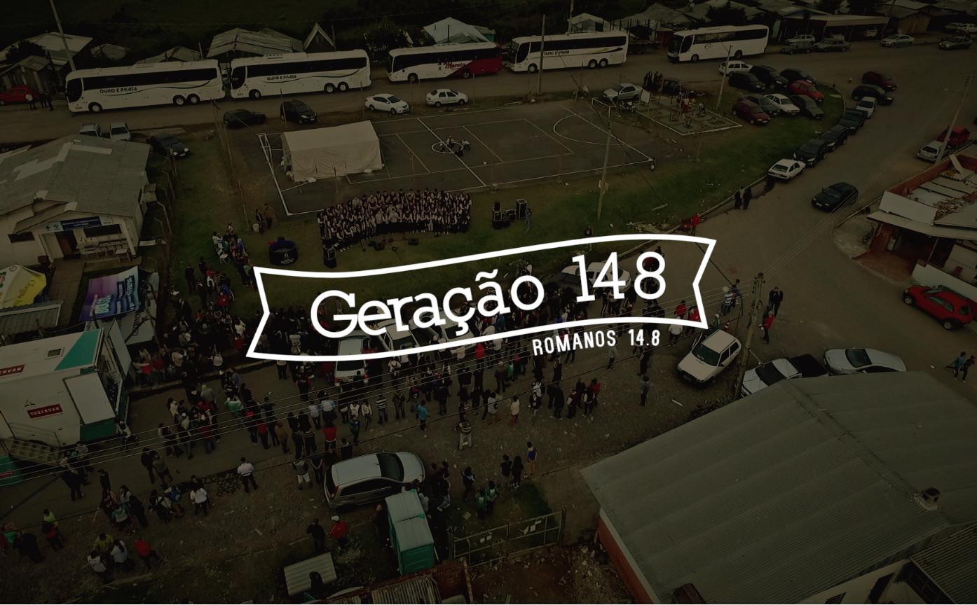Mais de mil jovens auxiliam desabrigados em São Francisco de Paula-RS