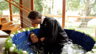 Batismo na Clínica e Espaço Vida Natural