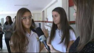 Ric/Record de Itajaí – CAIT realiza Semana Santa em escola pública