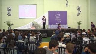 Educadores fazem proposta de jogo contrária ao Baleia Azul