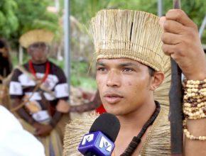 Índios constroem Santuário de Esperança em Tribo no interior da Bahia