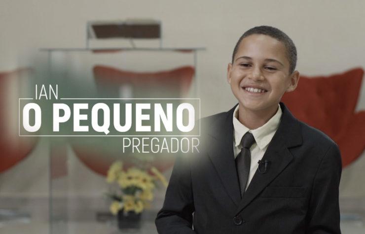 Ian, o pequeno pregador