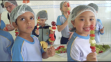 Colégio Adventista desenvolve projeto contra obesidade infantil