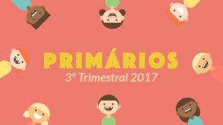 3ª Trimestral Primários – 2017