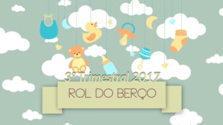 3ª Trimestral Rol do Berço – 2017