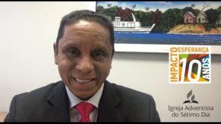 Pastor Luís Gonçalves convida para o Impacto Esperança em Ilhéus