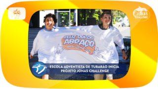 Saiu na Imprensa: Escola Adventista de Tubarão realiza o #JonasChallenge