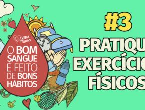 A importância da prática de exercícios físicos   Vida por Vidas