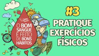 A importância da prática de exercícios físicos | Vida por Vidas
