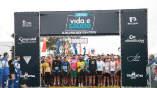 Corrida Vida & Saúde promove a inclusão social em Curitiba