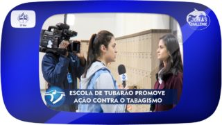 TV Unisul – EAT contra o tabagismo