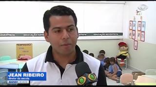 TV Band Triângulo: Escola Adventista de Uberaba reutiliza óleo de cozinha para fabricar sabão