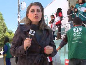 ADRA Brasil colabora com vítimas de enchentes   RBS TV