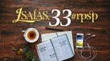 Isaías 33 – Reavivados Por Sua Palavra