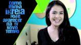 #Vlog: Como a minha igreja pode aparecer na TV Novo Tempo?