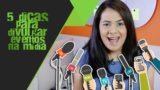 #Vlog: 5 dicas para divulgar eventos na mídia