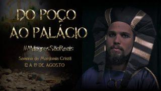 PROMOCIONAL SEMANA DE MORDOMIA CRISTÃ ABS / DO POÇO AO PALÁCIO