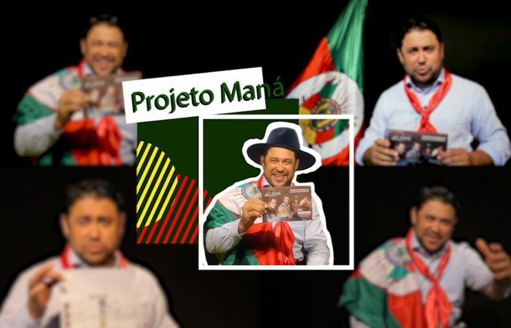 Projeto Maná!!