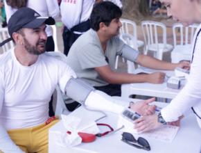 Parque Ibirapuera recebe Feira de Saúde