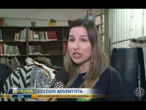 Campanha do Agasalho – Rede Massa (SBT Paraná)