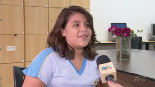 Alunos doam cabelo para pessoas com câncer – RPC (Globo Paraná)