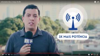 Digitalização e expansão da TV Novo Tempo Recife