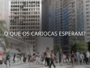 """Documentário """"O que os cariocas esperam?"""""""