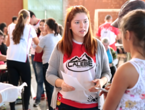Voluntários adventistas realizam Feira de Saúde em escola de Ijuí