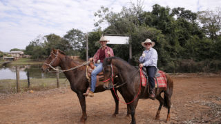 Cowboys on the Mission