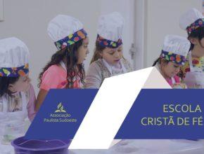 Escola Cristã de Férias 2017
