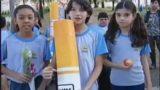 Reportagem/ TV Integração (Globo): Dia de Combate ao Fumo – Escola Adventista de Uberaba