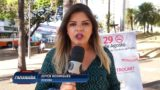 Reportagem/TV Paranaíba (Record TV) – Escola de Uberaba troca cigarros por flores e futas