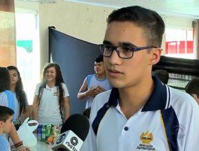 RBS TV Santa Maria – Colégio Adventista realiza ação no Dia Nacional do Voluntariado