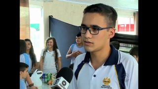 RBS TV Santa Maria – Colégio Adventista realiza ação no Dia Nacional do Voluntariado