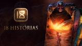 Teaser  do App 18 Histórias