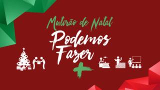 Mutirão de Natal 2017 – Lista de reprodução
