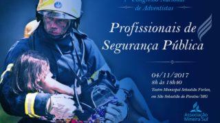 1º Congresso Nacional de Adventistas Profissionais de Segurança Pública