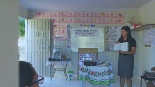 Alfabetização de adultos no Vale das Andorinhas