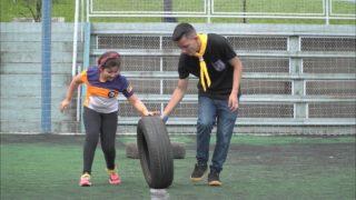 Clubes de Aventureiros participam de olimpíada no interior do RS